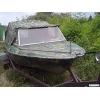 Продам лодку Крым с лафетом для транспортировки,  с  документами.